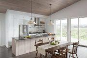 Фото 10 Кухня-столовая в частном доме: секреты зонирования и практические советы по декору