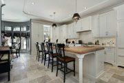 Фото 17 Кухня-столовая в частном доме: секреты зонирования и практические советы по декору