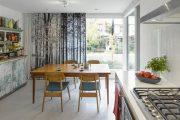 Фото 1 Кухня-столовая в частном доме: секреты зонирования и практические советы по декору