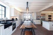 Фото 24 Кухня-столовая в частном доме: секреты зонирования и практические советы по декору