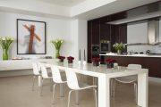 Фото 37 Кухня-столовая в частном доме: секреты зонирования и практические советы по декору