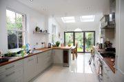 Фото 38 Кухня-столовая в частном доме: секреты зонирования и практические советы по декору