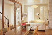Фото 6 Миланский орех: 75+ идеальных цветовых решений для современного интерьера