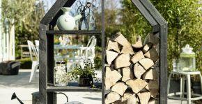 Дровяник своими руками: 70+ удобных и простых в исполнении идей для частного дома фото