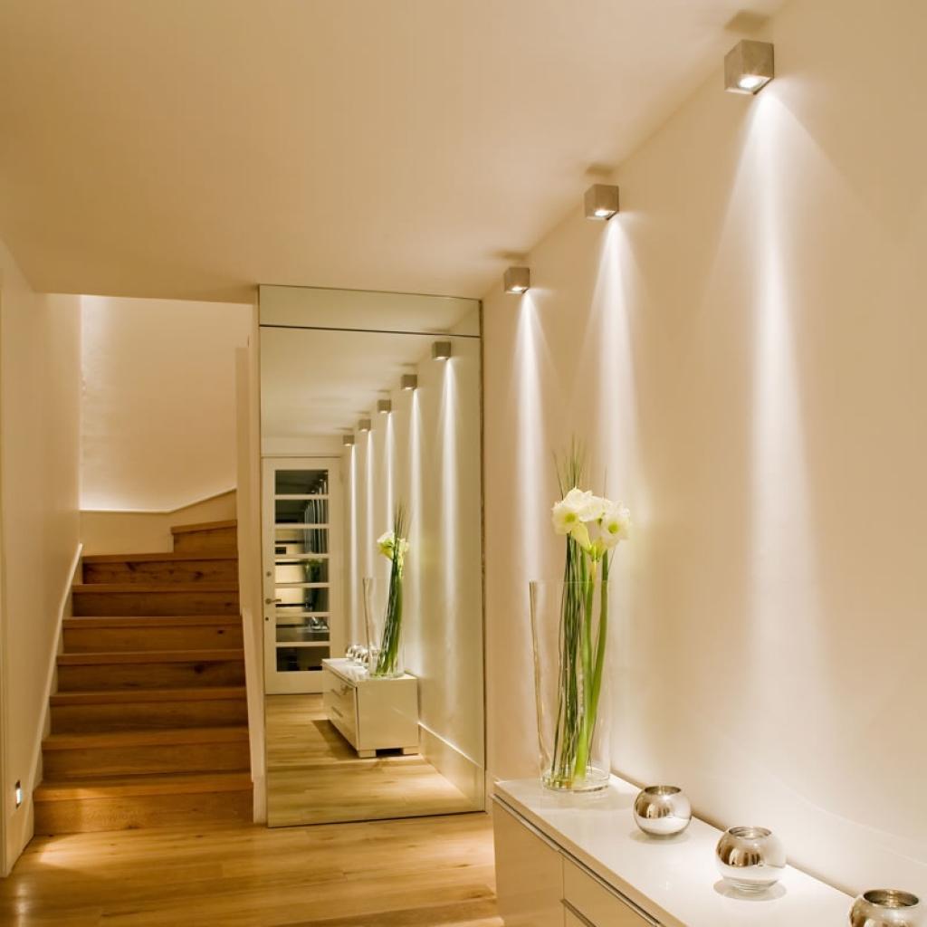 Как лучше сделать свет в коридоре