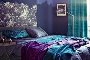 Фото 15 Сиреневые обои: 75 готовых вариантов стильного дизайна в пурпурной гамме