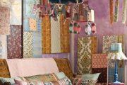 Фото 21 Сиреневые обои: 75 готовых вариантов стильного дизайна в пурпурной гамме