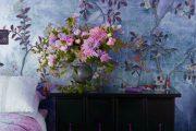 Фото 27 Сиреневые обои: 75 готовых вариантов стильного дизайна в пурпурной гамме