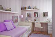 Фото 31 Королевский пурпурный и роскошный «ultra violet»: 75+ идей элегантного дизайна с сиреневыми обоями