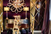 Фото 32 Сиреневые обои: 75 готовых вариантов стильного дизайна в пурпурной гамме