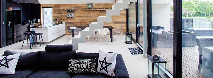 Скандинавский стиль в интерьере загородного дома: комфорт, который превыше всего