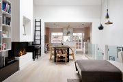 Фото 14 Скандинавский стиль в интерьере загородного дома (100+ фото): комфорт, который превыше всего