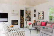 Фото 2 Скандинавский стиль в интерьере загородного дома (100+ фото): комфорт, который превыше всего