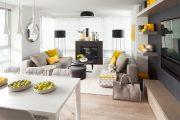 Фото 4 Скандинавский стиль в интерьере загородного дома (100+ фото): комфорт, который превыше всего