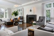 Фото 27 Скандинавский стиль в интерьере загородного дома (100+ фото): комфорт, который превыше всего