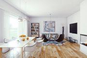 Фото 28 Скандинавский стиль в интерьере загородного дома (100+ фото): комфорт, который превыше всего
