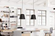 Фото 40 Скандинавский стиль в интерьере загородного дома (100+ фото): комфорт, который превыше всего