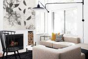 Фото 57 Скандинавский стиль в интерьере загородного дома (100+ фото): комфорт, который превыше всего
