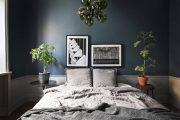Фото 39 Спальня в синем цвете: как создать уютный и теплый интерьер в холодной гамме