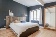 Фото 27 Спальня в синем цвете: как создать уютный и теплый интерьер в холодной гамме