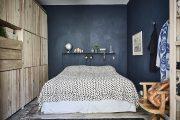 Фото 22 Спальня в синем цвете: как создать уютный и теплый интерьер в холодной гамме