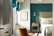 Фото 16 Спальня в синем цвете: как создать уютный и теплый интерьер в холодной гамме