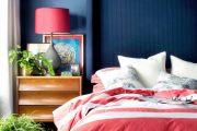 Фото 13 Спальня в синем цвете: как создать уютный и теплый интерьер в холодной гамме