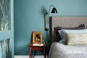 Фото 4 Спальня в синем цвете: как создать уютный и теплый интерьер в холодной гамме
