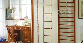 Оформление спортивного уголка в квартиру: 70+ функциональных идей для небольших комнат фото