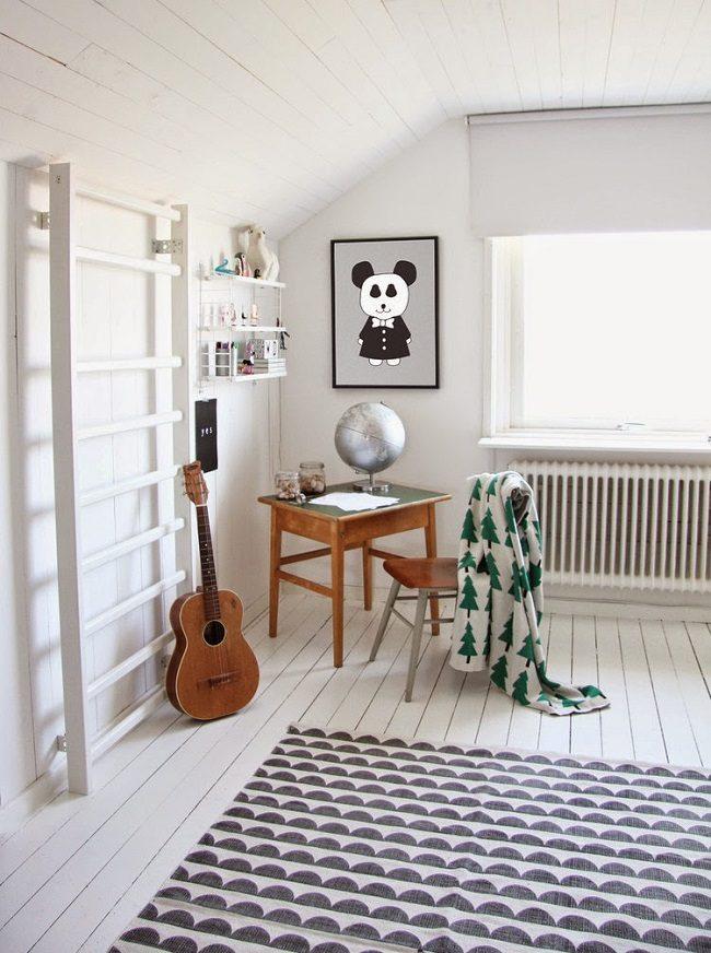 Наличия одной шведской стенки бывает иногда достаточно
