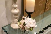 Фото 6 Стеклянные полки на стену: практичность, удобство и стиль для каждого