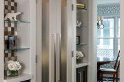 Фото 2 Стеклянные полки на стену: практичность, удобство и стиль для каждого