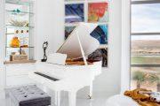 Фото 40 Стеклянные полки на стену: практичность, удобство и стиль для каждого