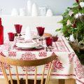 Идеи и советы от мастеров сервировки: как гармонично украсить стол на Новый год 2018 фото