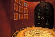 Фото 37 Темные двери в интерьере: 80 роскошных реализаций в цвете венге, ормозия и орех