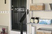 Фото 41 Темные двери в интерьере: 80 роскошных реализаций в цвете венге, ормозия и орех