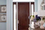 Фото 3 Темные двери в интерьере: 80 роскошных реализаций в цвете венге, ормозия и орех