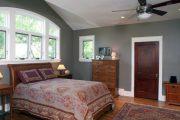 Фото 4 Темные двери в интерьере: 80 роскошных реализаций в цвете венге, ормозия и орех