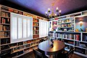 Фото 11 Темный потолок в интерьере: 80 роскошных и строгих дизайнерских вариантов