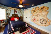 Фото 20 Темный потолок в интерьере: 80 роскошных и строгих дизайнерских вариантов