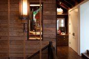 Фото 22 Темный потолок в интерьере: 80 роскошных и строгих дизайнерских вариантов