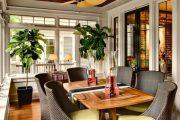 Фото 23 Темный потолок в интерьере: 80 роскошных и строгих дизайнерских вариантов