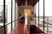 Фото 28 Темный потолок в интерьере: 80 роскошных и строгих дизайнерских вариантов