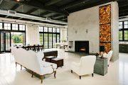 Фото 33 Темный потолок в интерьере: 80 роскошных и строгих дизайнерских вариантов