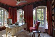 Фото 35 Темный потолок в интерьере: 80 роскошных и строгих дизайнерских вариантов