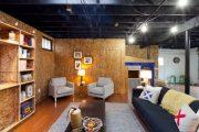 Фото 50 Темный потолок в интерьере: 80 роскошных и строгих дизайнерских вариантов