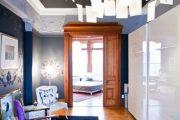 Фото 8 Темный потолок в интерьере: 80 роскошных и строгих дизайнерских вариантов