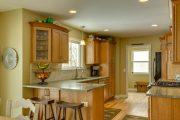 Фото 1 Ясень: универсальный цвет мебели в доме и 70+ непередаваемо уютных интерьеров