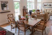 Фото 9 Ясень: универсальный цвет мебели в доме и 70+ непередаваемо уютных интерьеров