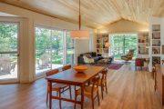Фото 14 Ясень: универсальный цвет мебели в доме и 70+ непередаваемо уютных интерьеров